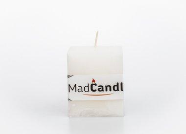 MadCandle Geurkaars kubus klein jasmijn