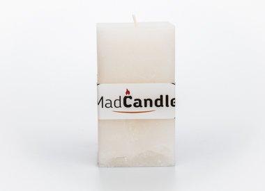 MadCandle Bougie parfumée cube gros jasmin