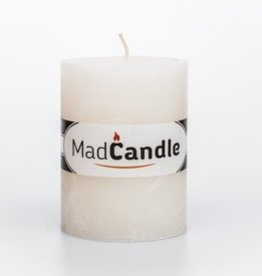 MadCandle Geurkaars ovaal klein jasmijn