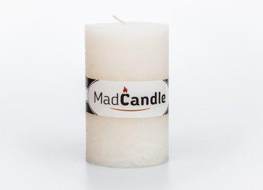 MadCandle Geurkaars ovaal medium jasmijn