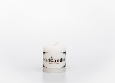 MadCandle Scented candle cylinder small jasmine