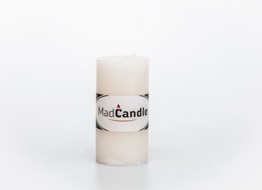 MadCandle Bougie parfumée cylindre moyen jasmin