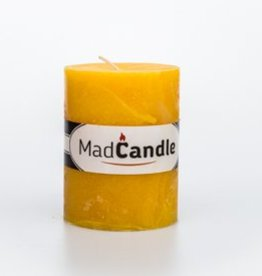 MadCandle Scented candle oval small lemon