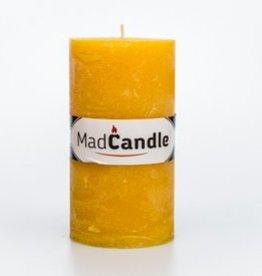 MadCandle Geurkaars ovaal groot citroen