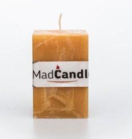 MadCandle Scented candle cube medium vanilla