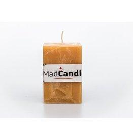 MadCandle Geurkaars kubus medium vanille