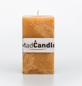 MadCandle Scented candle cube large vanilla