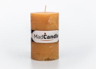 MadCandle Bougie parfumée ovale moyen vanille