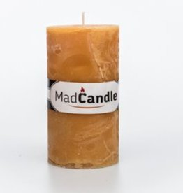 MadCandle Geurkaars ovaal groot vanille