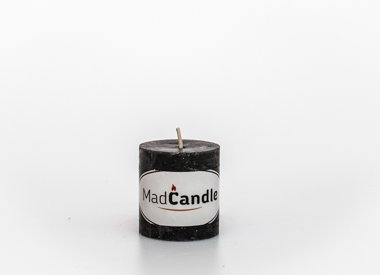 MadCandle Scented candle cylinder small musk