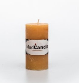 MadCandle Scented candle cylinder medium vanilla