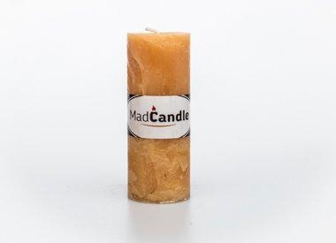 MadCandle Scented candle cylinder large vanilla