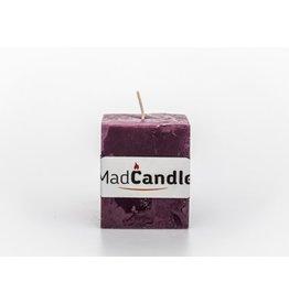 MadCandle Bougie parfumée cube petite lavande