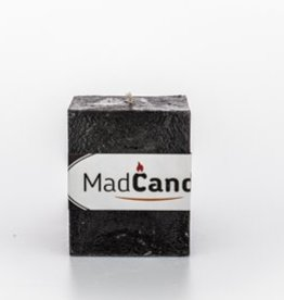MadCandle Geurkaars kubus klein musk