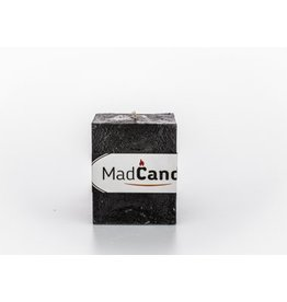 MadCandle Scented candle cube small musk