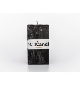 MadCandle Bougie parfumée cube grand musc