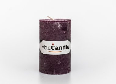 MadCandle Geurkaars ovaal medium lavendel