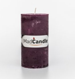 MadCandle Scented candle oval large lavender