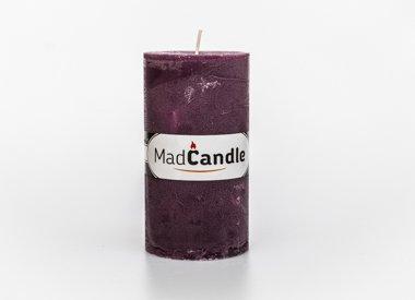 MadCandle Bougie parfumée ovale grande lavande