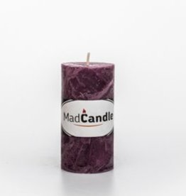 MadCandle Scented candle cylinder medium lavender