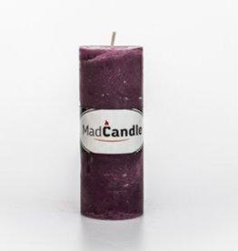 MadCandle Scented candle cylinder large lavender