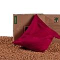 Kersenpitje Cherry pit pillow Classic (27 x 27cm)