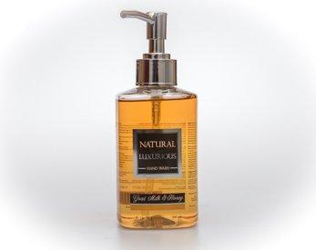 Vespera Natural hand soap goat milk and honey