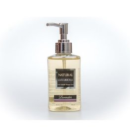 Vespera Natural hand soap lavender extract