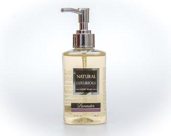 Vespera Natural hand soap lavender extract