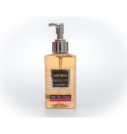Vespera Natural hand soap wild rose extract