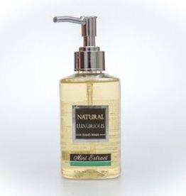 Vespera Natural hand soap peppermint extract