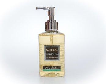 Vespera Extrait de savon naturel pour les mains à la menthe poivrée
