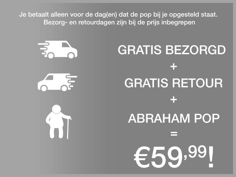 Abraham pop traditioneel