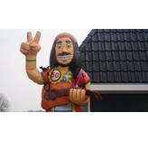 Abraham pop Hippie