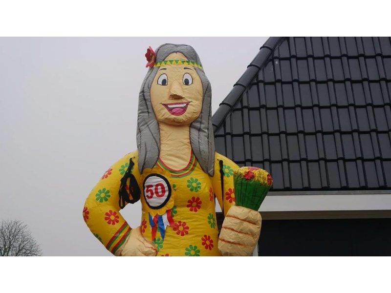 Sarah pop Hippie