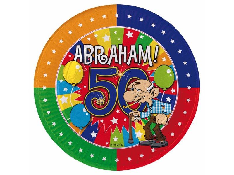 Borden Abraham 18cm - 8 stuks