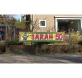 Straatbanier Sarah - 1 stuk