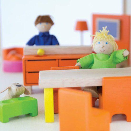 Pintoy Keuken voor poppenhuis star loft