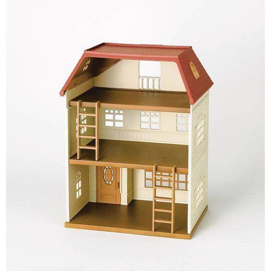 Sylvanian Sylvanian Families Huis met 3 verdiepingen