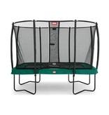 BERG EazyFit rechthoek trampoline+ Safety Net