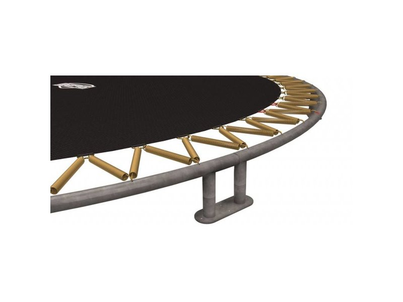 BERG Inground Champion Ø380 Trampoline met Safety Net Deluxe