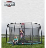 BERG Inground Champion Ø270 Trampoline met Safety Net Deluxe
