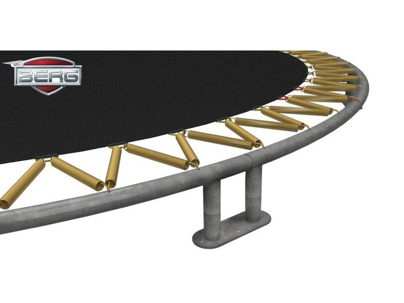 BERG Inground Champion Ø380 Trampoline met Safety Net Comfort