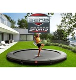 BERG Champion Inground trampoline Grijs Ø330 Sport Twinspring veren AANBIEDING