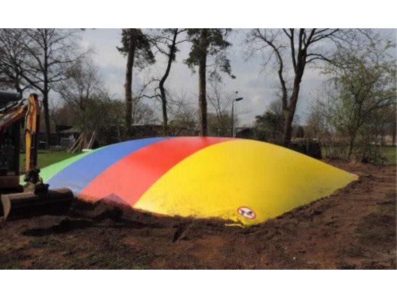 Airtrampoline 5 x 8 meter