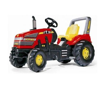 RollyToys X-Trac rood Traptractor