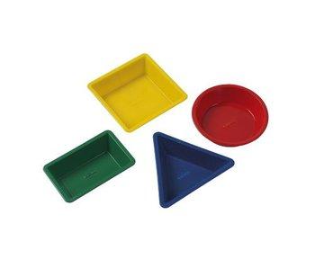 Educo Zandvormen geometrisch Set à 8