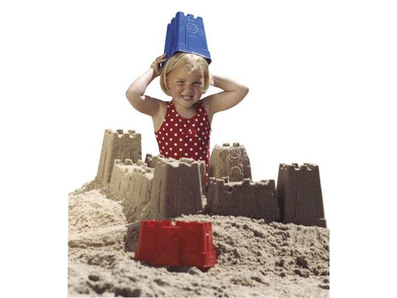Educo Zandvormen kasteel 6 delig