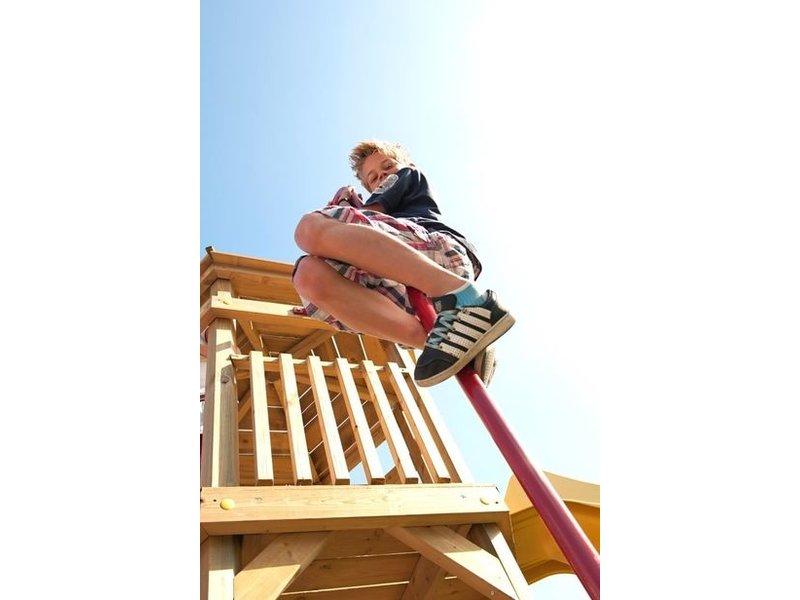 Woodvision Speeltoestel Houten Speeltoestel Crazy Climber
