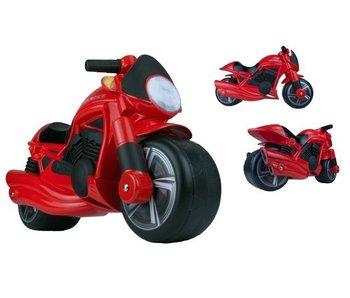 Injusa Motorbike Wheeler - vanaf 1,5 jaar